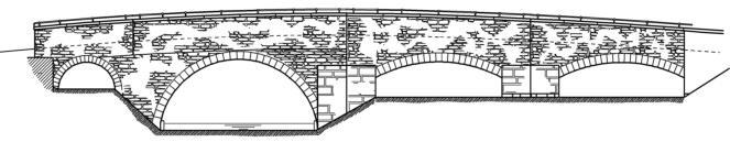 Gewölbebrücke Oberdorf